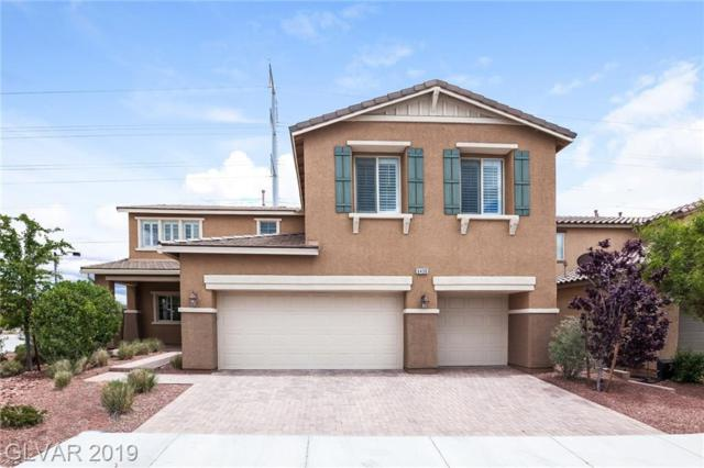 6438 Cameron Park, Las Vegas, NV 89166 (MLS #2100316) :: Vestuto Realty Group