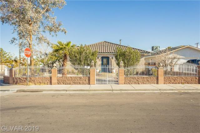 1648 Palm Street, Henderson, NV 89011 (MLS #2100407) :: Trish Nash Team