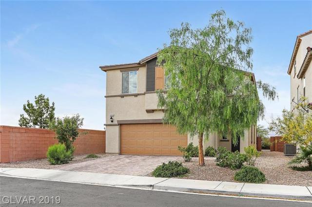 8585 Bobcat Valley, Las Vegas, NV 89148 (MLS #2100431) :: Trish Nash Team