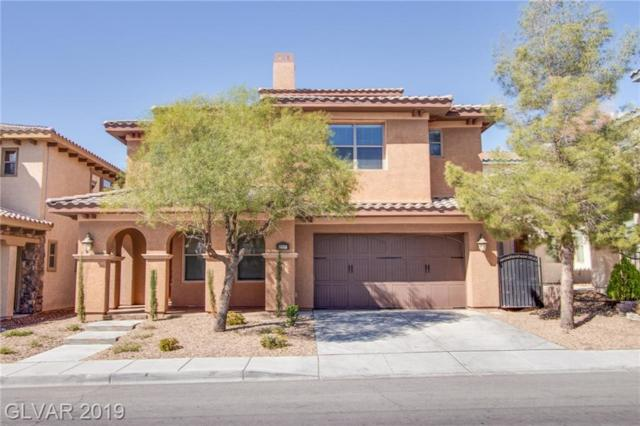 1224 Olivia, Henderson, NV 89011 (MLS #2100438) :: The Snyder Group at Keller Williams Marketplace One