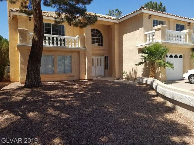 827 Rising Star, Henderson, NV 89014 (MLS #2100454) :: Signature Real Estate Group
