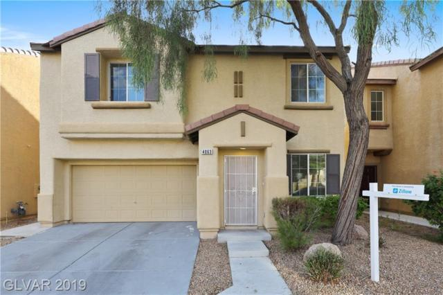 4063 Blue Wildrye, Las Vegas, NV 89122 (MLS #2100501) :: ERA Brokers Consolidated / Sherman Group