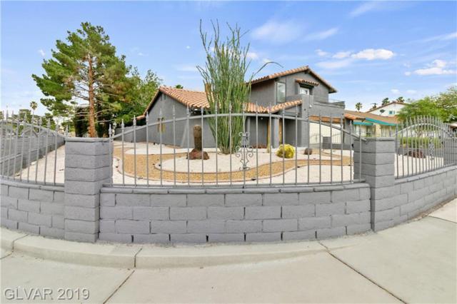 3400 Sioux, Las Vegas, NV 89169 (MLS #2100506) :: Signature Real Estate Group