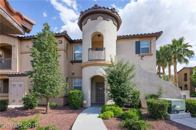 50 Aura De Blanco #7101, Henderson, NV 89074 (MLS #2100512) :: ERA Brokers Consolidated / Sherman Group