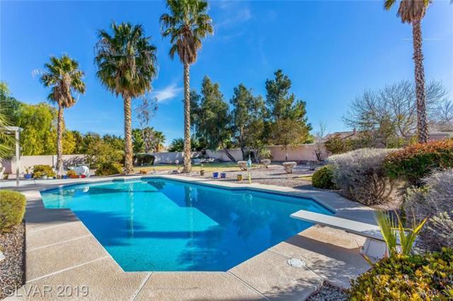 7501 Cedargulf, Las Vegas, NV 89131 (MLS #2100526) :: Signature Real Estate Group