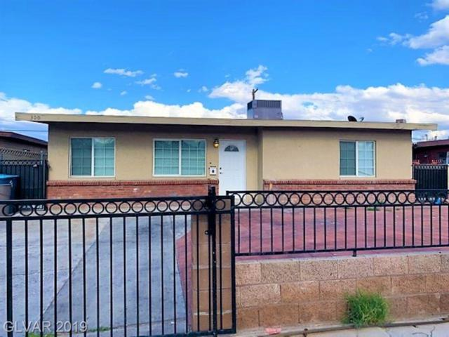 300 Minnesota, Las Vegas, NV 89108 (MLS #2100588) :: The Snyder Group at Keller Williams Marketplace One