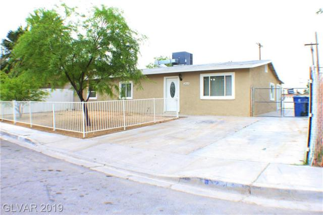 2464 San Felipe, Las Vegas, NV 89115 (MLS #2101461) :: Signature Real Estate Group