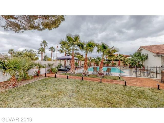 6480 Darby, Las Vegas, NV 89146 (MLS #2101597) :: The Snyder Group at Keller Williams Marketplace One