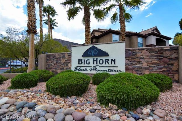 231 Horizon Ridge #2128, Henderson, NV 89012 (MLS #2101693) :: Trish Nash Team