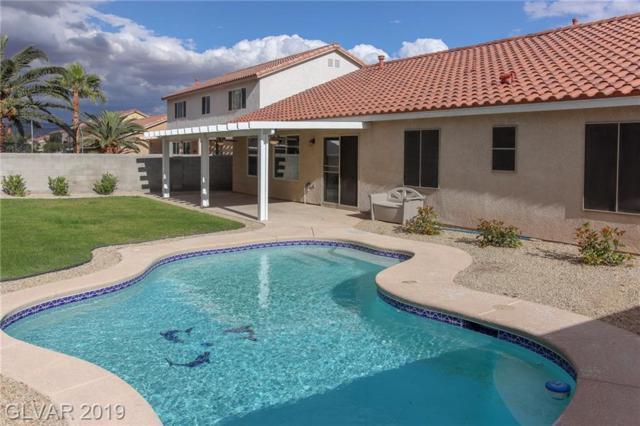 1006 Stable Glen, North Las Vegas, NV 89031 (MLS #2101809) :: Signature Real Estate Group