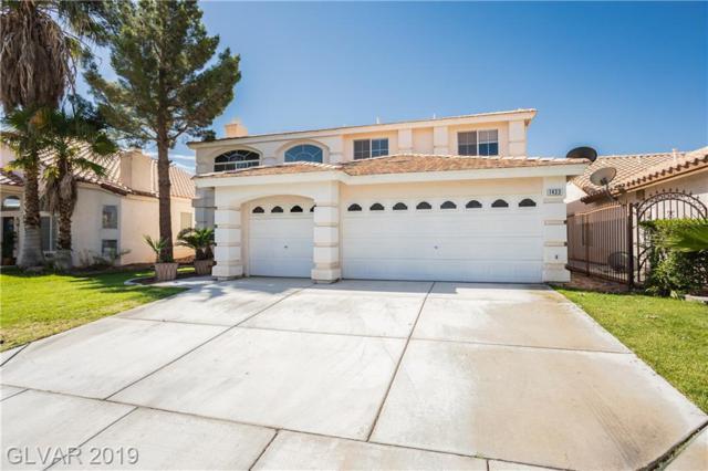 1433 Glassy Pond, Las Vegas, NV 89183 (MLS #2102307) :: Vestuto Realty Group