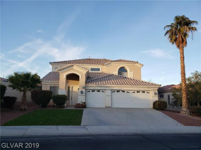 352 Arbour Garden, Las Vegas, NV 89148 (MLS #2102332) :: The Snyder Group at Keller Williams Marketplace One