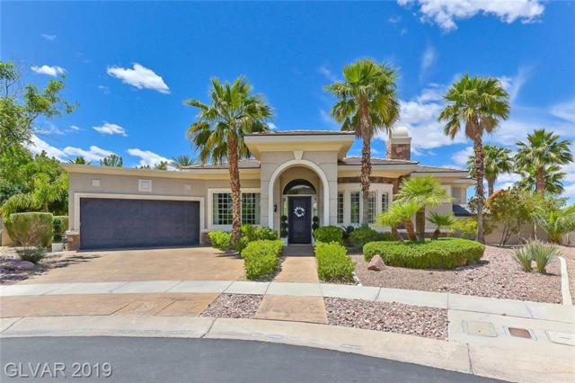 1799 Mezza, Henderson, NV 89012 (MLS #2102523) :: The Snyder Group at Keller Williams Marketplace One