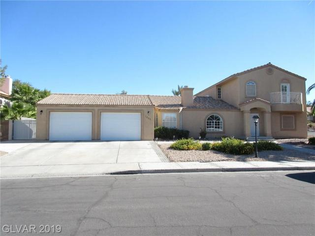1065 Hollyhock, Henderson, NV 89011 (MLS #2102681) :: Trish Nash Team