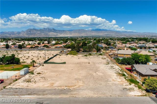 5803 Rowland, Las Vegas, NV 89130 (MLS #2102683) :: The Snyder Group at Keller Williams Marketplace One