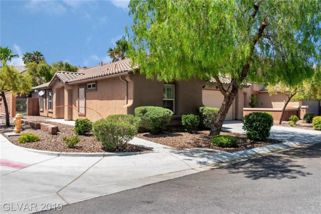 521 Lacabana Beach, Las Vegas, NV 89138 (MLS #2102695) :: The Snyder Group at Keller Williams Marketplace One