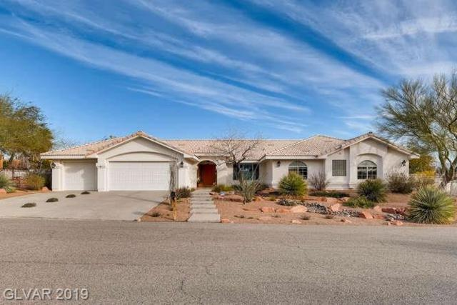 4785 Grand Canyon, Las Vegas, NV 89129 (MLS #2102924) :: The Snyder Group at Keller Williams Marketplace One