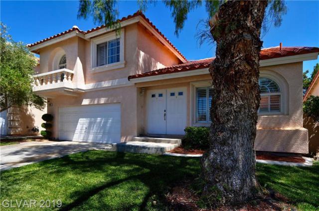 1492 Echo Falls, Las Vegas, NV 89183 (MLS #2103064) :: Vestuto Realty Group