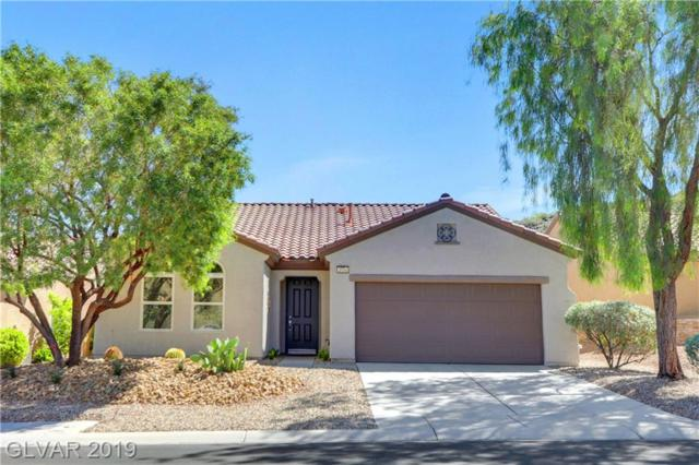 3154 Olivia Heights, Henderson, NV 89052 (MLS #2103083) :: Signature Real Estate Group