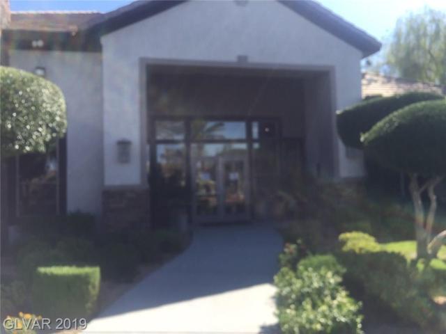 45 Maleena Mesa #526, Henderson, NV 89074 (MLS #2103128) :: Vestuto Realty Group