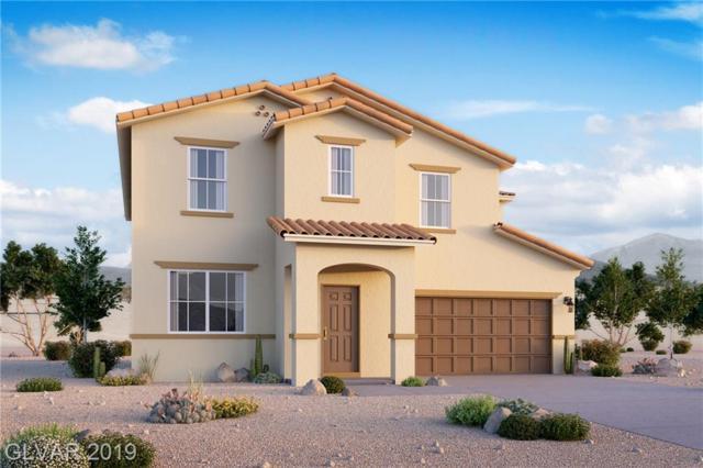 3889 E Teller Lot 110, Pahrump, NV 89061 (MLS #2103153) :: Signature Real Estate Group