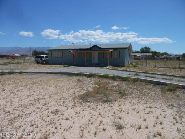 6231 S Conestoga, Pahrump, NV 89048 (MLS #2103157) :: The Snyder Group at Keller Williams Marketplace One