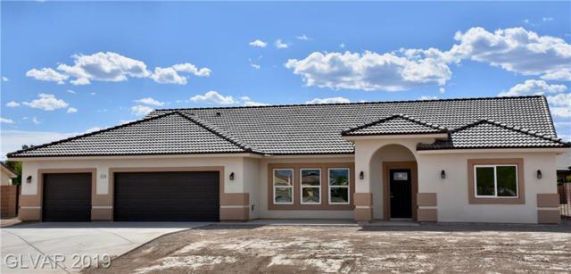 4900 E Honey Locust, Pahrump, NV 89061 (MLS #2103167) :: Signature Real Estate Group