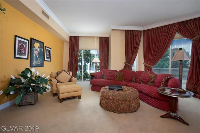 2747 Paradise #206, Las Vegas, NV 89109 (MLS #2103487) :: Trish Nash Team