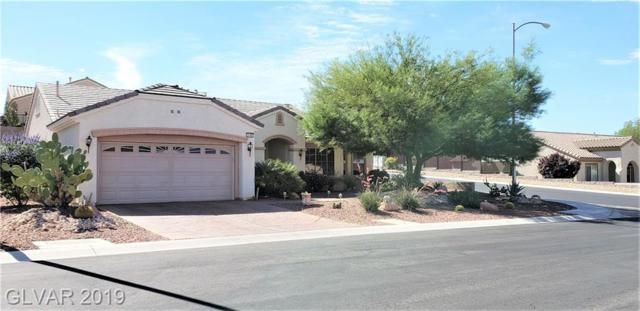 2106 W Oliver Springs, Henderson, NV 89052 (MLS #2103553) :: Signature Real Estate Group