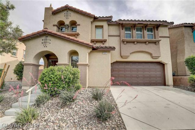 10811 Old Ironsides, Las Vegas, NV 89166 (MLS #2103675) :: Capstone Real Estate Network