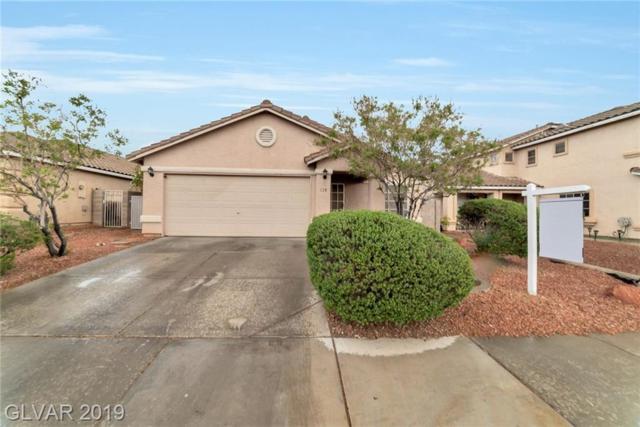 128 Zenith Point, North Las Vegas, NV 89032 (MLS #2103686) :: Vestuto Realty Group
