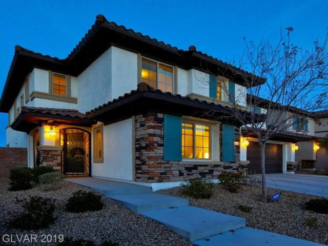 1100 Via Alloro, Henderson, NV 89044 (MLS #2103770) :: The Snyder Group at Keller Williams Marketplace One