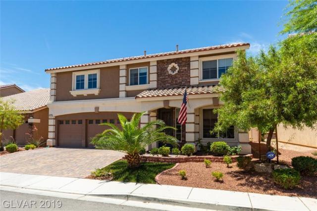 9671 Kirkland Ranch Ct, Las Vegas, NV 89139 (MLS #2103781) :: The Snyder Group at Keller Williams Marketplace One
