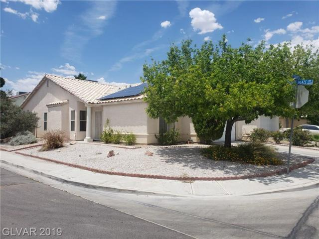 3429 Canter, North Las Vegas, NV 89032 (MLS #2103809) :: Trish Nash Team