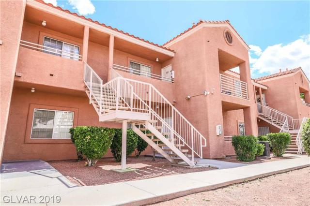 3318 Decatur #1124, North Las Vegas, NV 89130 (MLS #2103818) :: Vestuto Realty Group