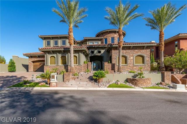 28 Via Siena, Henderson, NV 89011 (MLS #2103919) :: Vestuto Realty Group