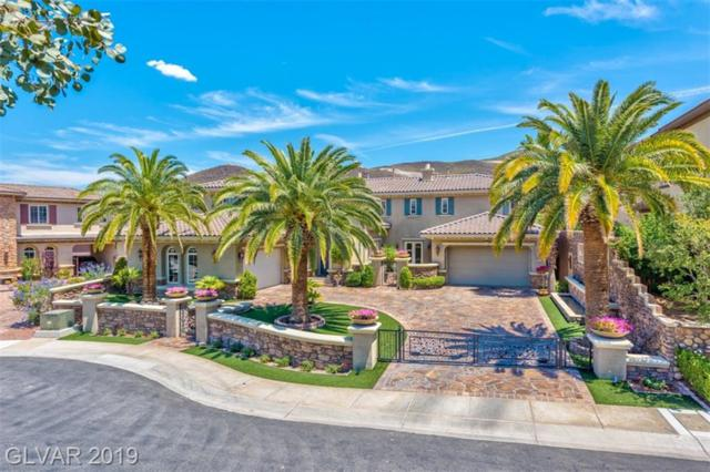 1340 Enchanted River, Henderson, NV 89012 (MLS #2104030) :: The Snyder Group at Keller Williams Marketplace One