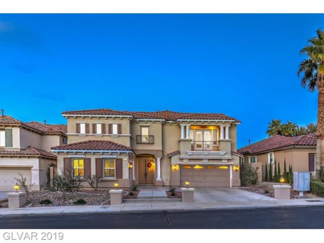 2757 Botticelli, Henderson, NV 89052 (MLS #2104175) :: The Snyder Group at Keller Williams Marketplace One