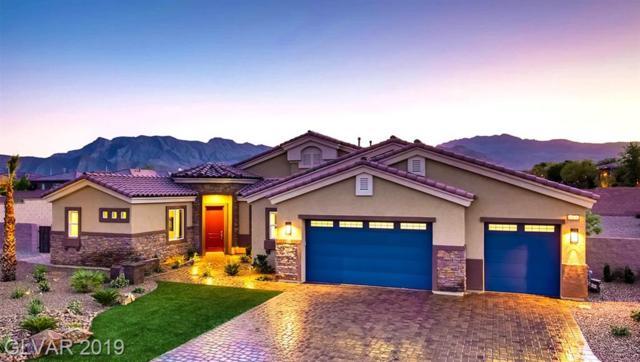7035 Oaks Lily Lot 7, Las Vegas, NV 89131 (MLS #2104220) :: Vestuto Realty Group