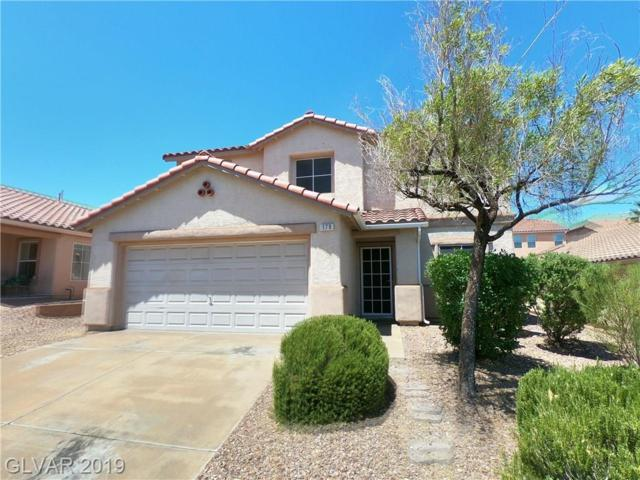 179 White Butte, Henderson, NV 89012 (MLS #2104388) :: The Snyder Group at Keller Williams Marketplace One