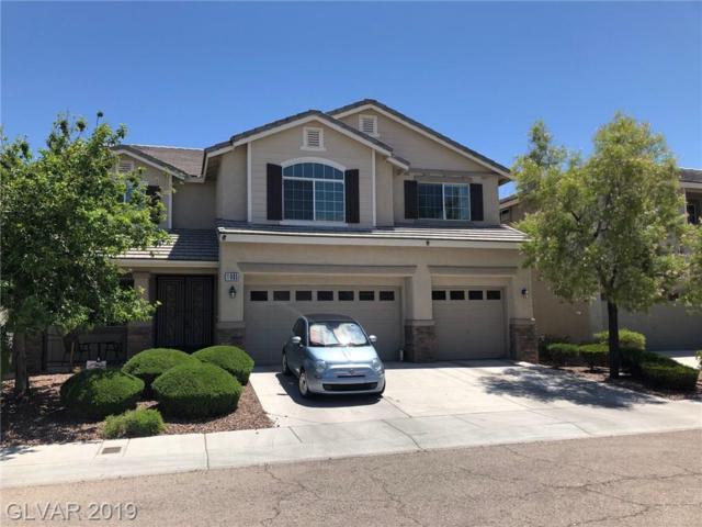11085 Turlington, Las Vegas, NV 89135 (MLS #2104619) :: The Snyder Group at Keller Williams Marketplace One