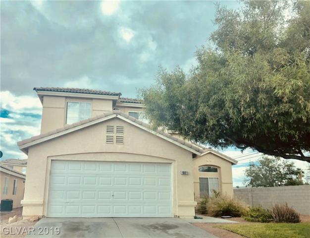 1021 Cartier, North Las Vegas, NV 89030 (MLS #2104657) :: Signature Real Estate Group