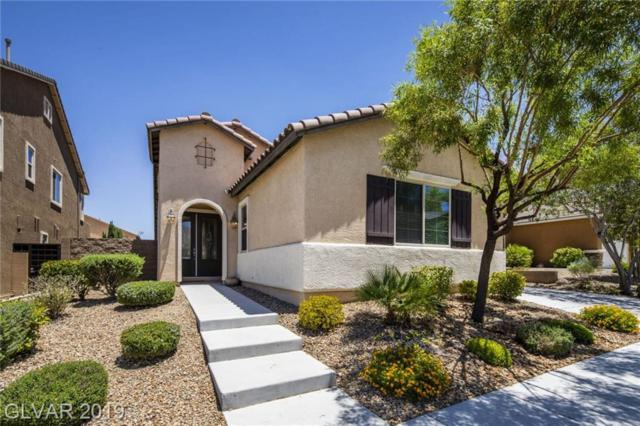 2660 Bad Rock, Henderson, NV 89052 (MLS #2104852) :: Signature Real Estate Group
