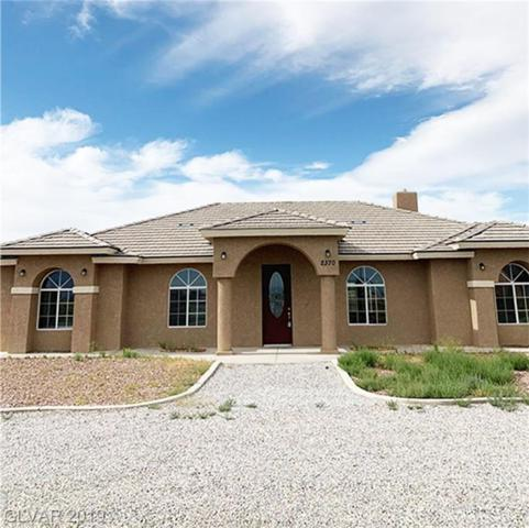 2370 E Deadwood, Pahrump, NV 89048 (MLS #2104896) :: Signature Real Estate Group