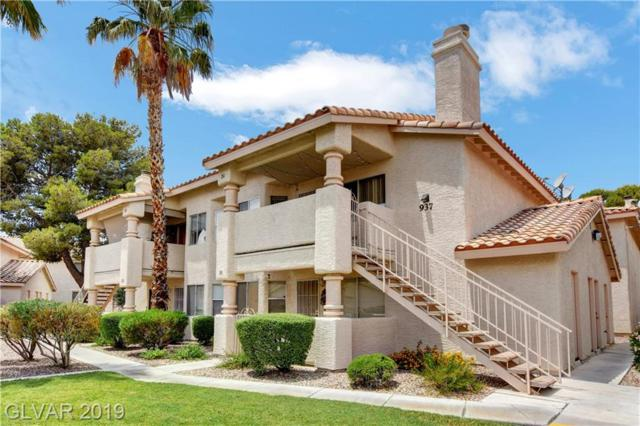 937 Falconhead #102, Las Vegas, NV 89128 (MLS #2104939) :: Vestuto Realty Group