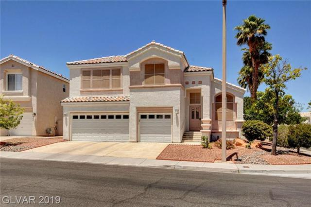 9200 Forest Manor, Las Vegas, NV 89134 (MLS #2105115) :: Vestuto Realty Group