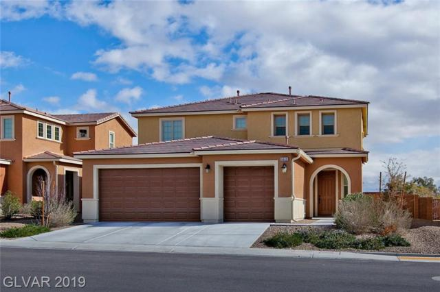 6608 Towerstone, North Las Vegas, NV 89084 (MLS #2105271) :: Signature Real Estate Group