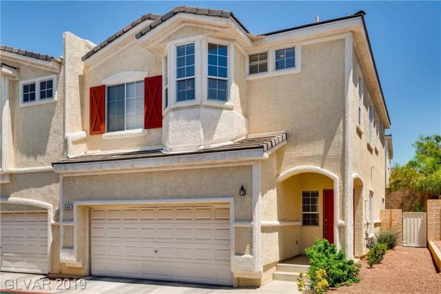 246 Intellectual, Henderson, NV 89052 (MLS #2105274) :: Signature Real Estate Group