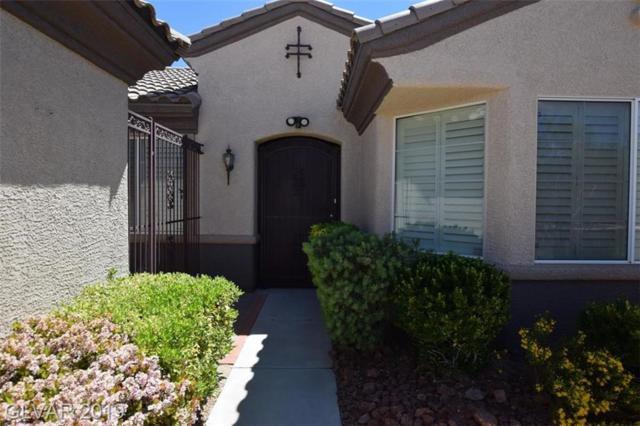 2360 Schaeffer Hills, Henderson, NV 89052 (MLS #2105305) :: Signature Real Estate Group