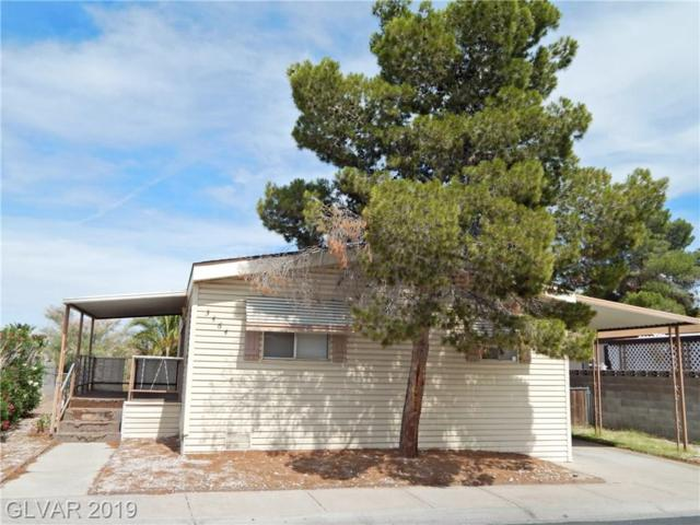 3464 Estes Park Drive, Las Vegas, NV 89122 (MLS #2105306) :: Signature Real Estate Group